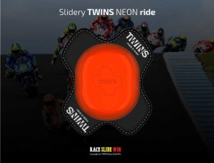 slidery polimerowe TWINS NEON ride